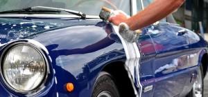 auto schoonmaken voor thuis of onderweg